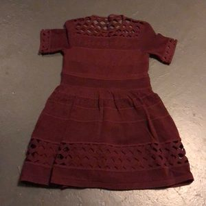 Sandro preowned dress size small